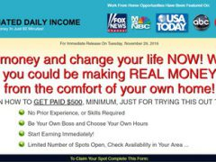 Is Automated Daily Income a Scam? Or Can it Really Automate Your Daily Income?