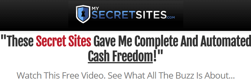 Is My Secret Sites a Scam