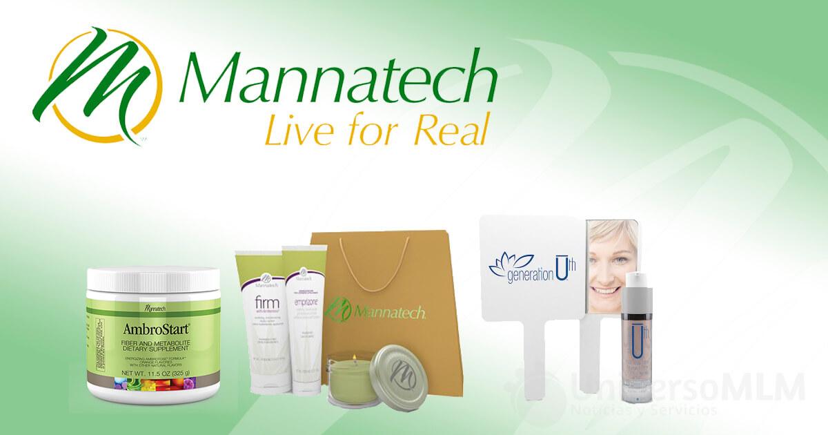 mannatech scam