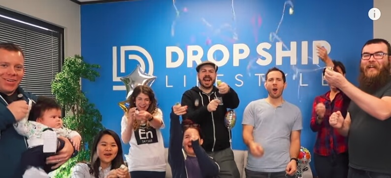 dropship lifestyle team