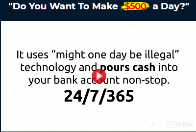 $500 a day
