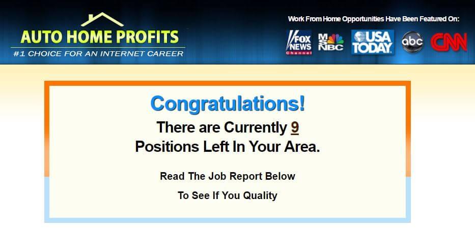 auto home profits