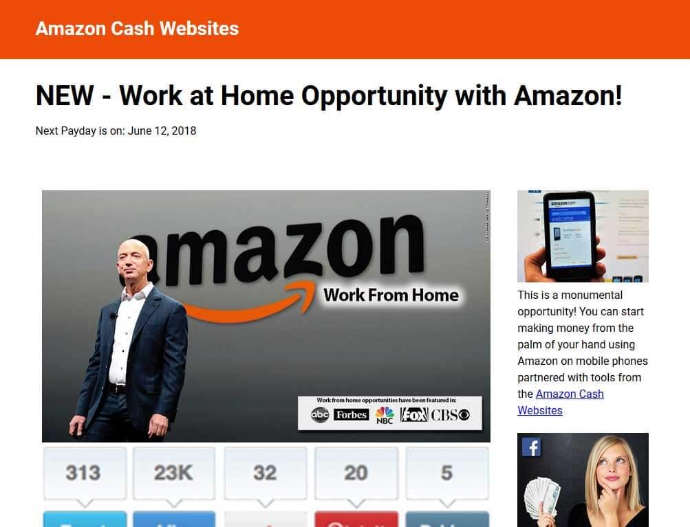amazon-cash-websites