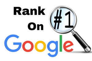 How to Rank # 1 in Google Search