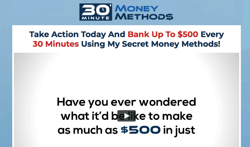 30-minute-money-methods-review