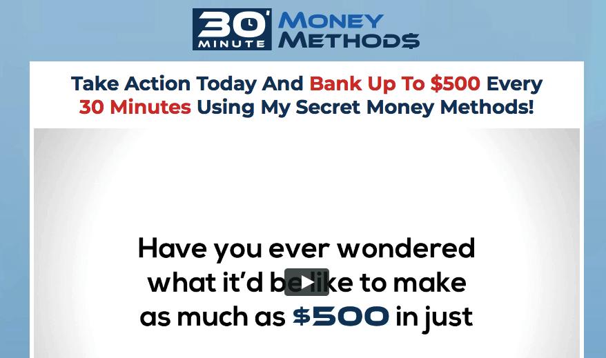 30-minute-money-methods-review