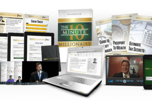 10 Minute Millionaire Review – 20 Minutes to Success