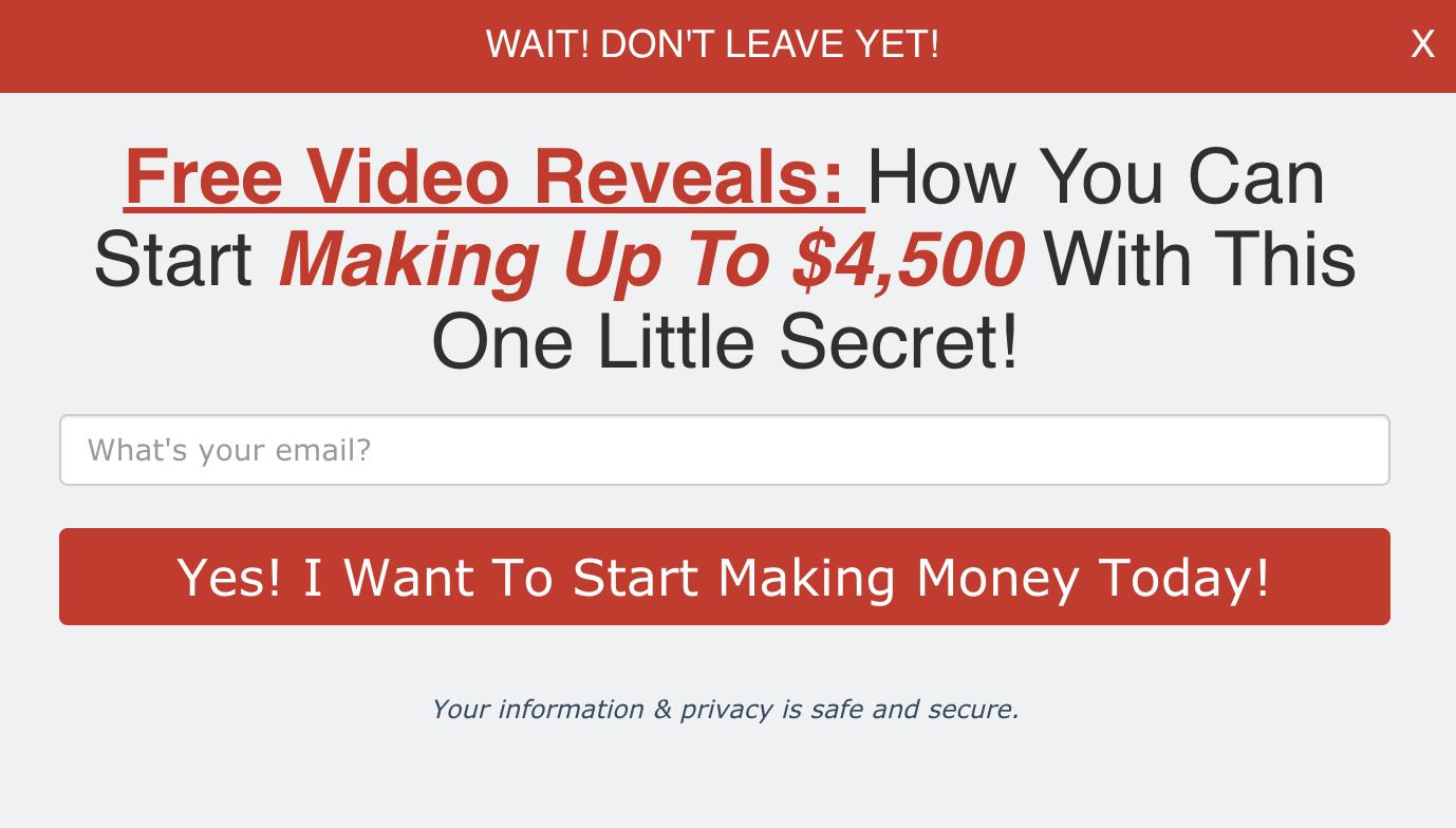 $4500