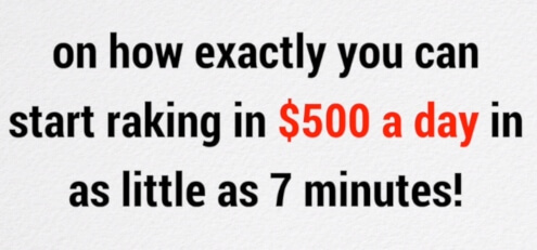how-to-make-$500-a-day