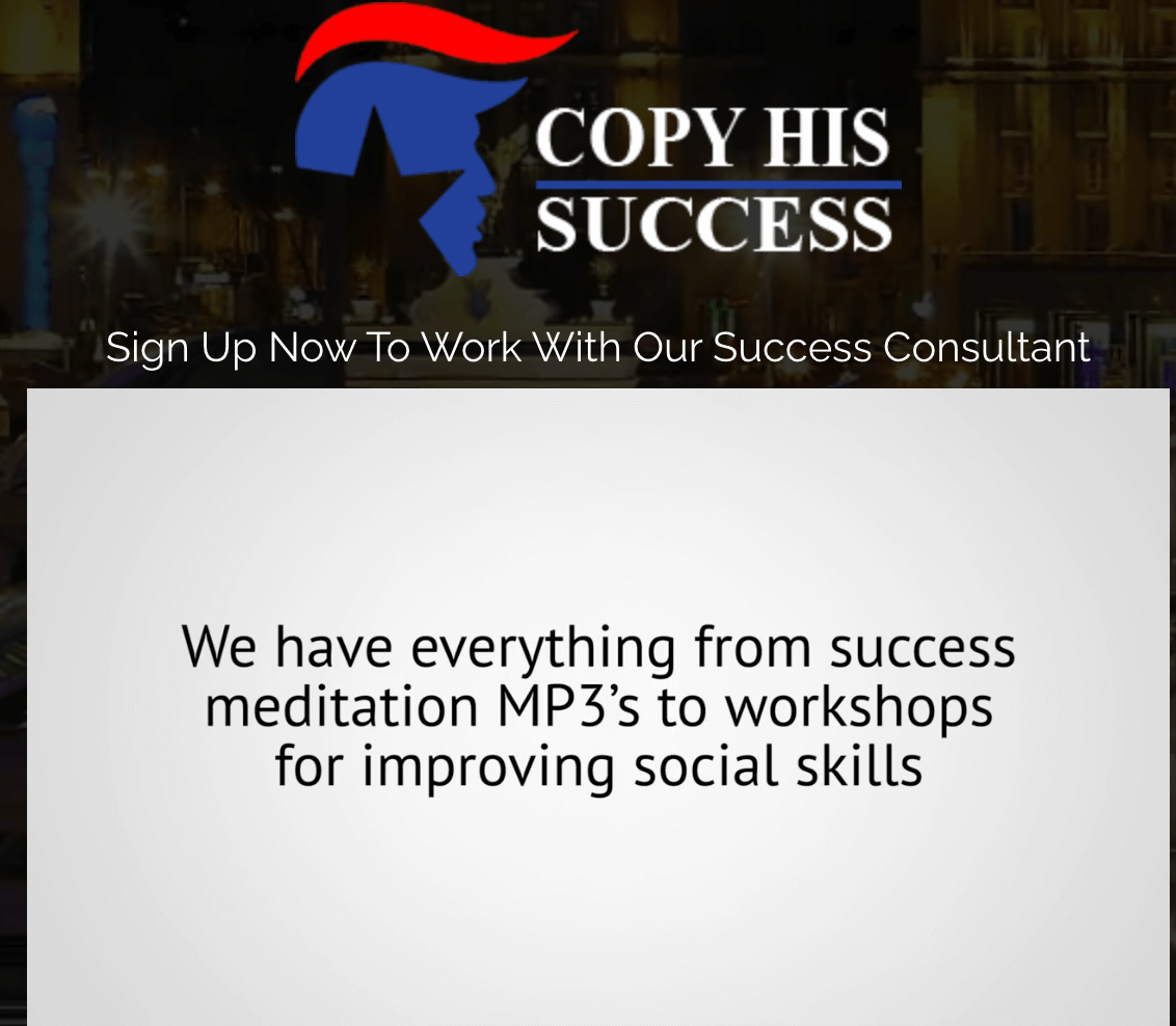 copyhissuccess
