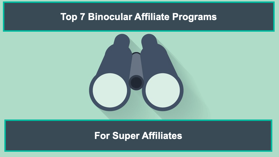 binocular affiliate programs