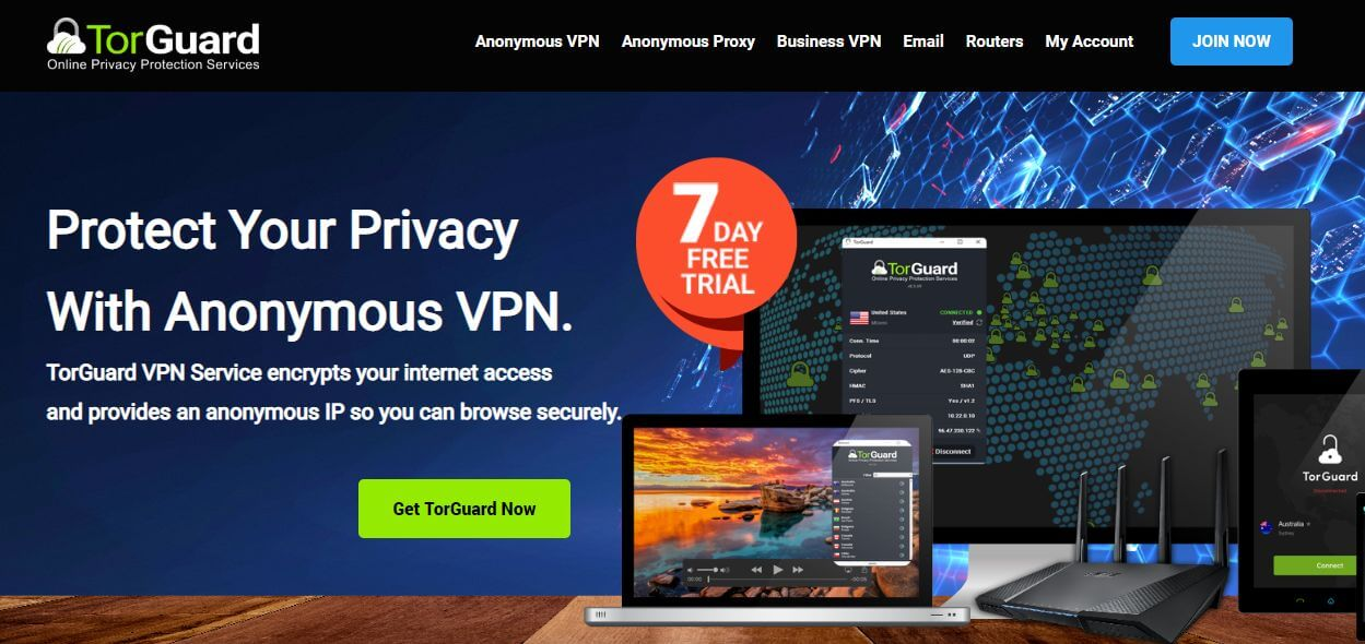 torguardVPN affiliate