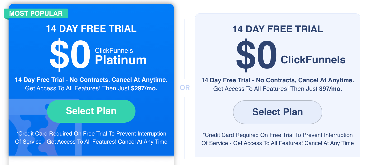 click-funnel-plans