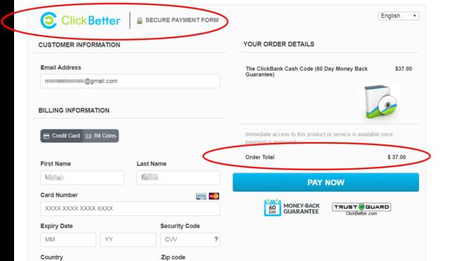 clickbetter-price
