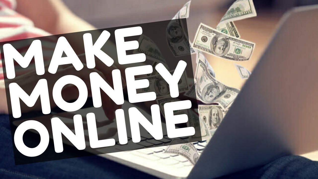 how much you can earn online