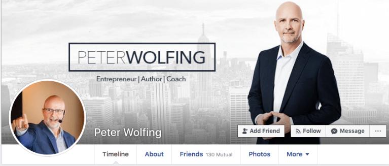 Peter Wolfing