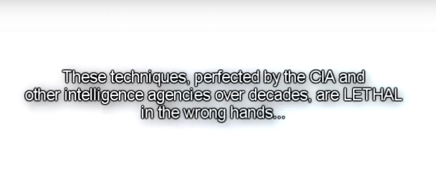 CIA techniques